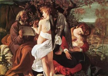 Dentro Caravaggio! Le Quarte alla mostra a Palazzo Reale
