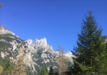 Trekking in Val di Mello